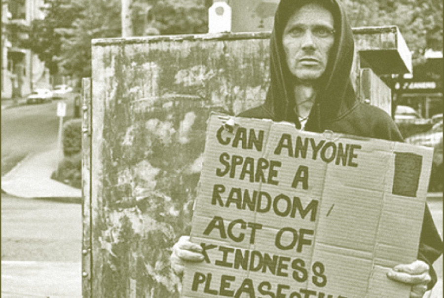 Today is National Random Acts of Kindness Day