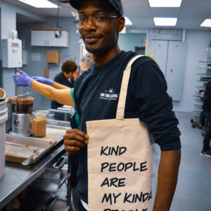 Kind People Tote Bag