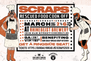 Scraps Rescued Food Cook-Off Promo Video