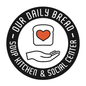 2″ Our Daily Bread Button